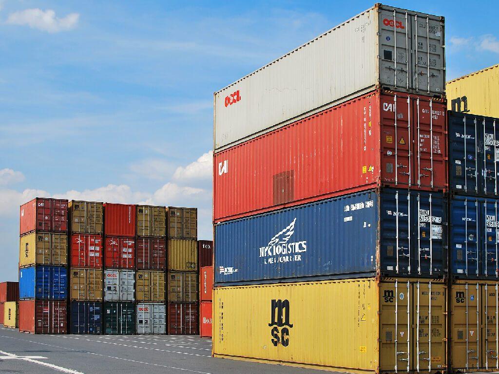 V-logistic - Transport - logistyka
